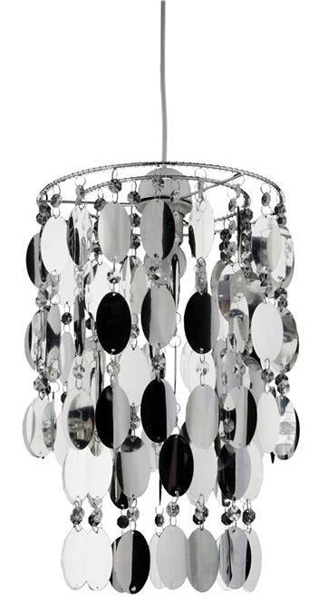 Abażur w płatki do lampy wiszącej Jocker Candellux 77-75089