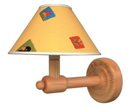 LAMPA ŚCIENNA KINKIET  CANDELLUX OUTLET 21-68562
