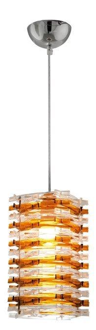 LAMPA SUFITOWA CANDELLUX WYPRZEDAŻ 31-89109 ARCTIC ZWIS 20X120 1X60W E27 AMBER