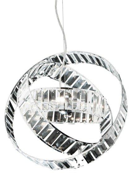 LAMPA SUFITOWA CANDELLUX WYPRZEDAŻ 34-87273 SATURN 3 ZWIS 40X120 4X40W G9 CHROM