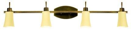 LAMPA SUFITOWA CANDELLUX WYPRZEDAŻ 94-85699 KROTON LISTWA 4X40W G9 PATYNA