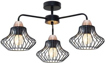 LAMPA SUFITOWA WISZĄCA CANDELLUX OUTLET 33-67029