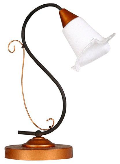 LAMPKA BIURKOWA CANDELLUX WYPRZEDAŻ 41-79056 MIREA LAMPKA 1X40W E14  MAT