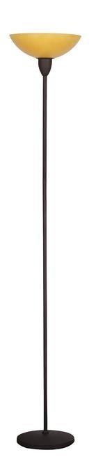 Lampa podłogowa brązowa 60W Tradycja Candellux 4610011-24 Outlet