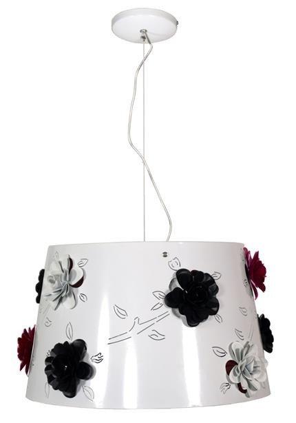 Lampa sufitowa wisząca 1x60W E27 Rosa Outlet Candellux 31-27149