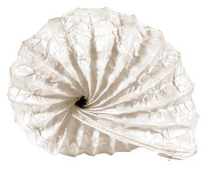 Lampka biurkowa papierowa nocna biała 40W Ślimak Candellux 41-89864