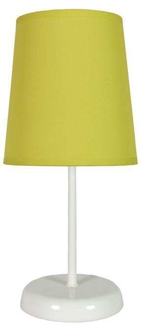 Lampka stołowa nocna zielona E14 40W Gala 41-98408