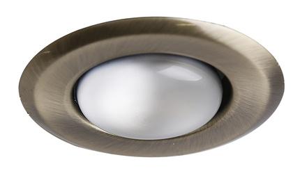 Oprawa stropowa patyna okrągła OZS-01 2405900