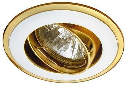 Oprawa stropowa uchylna srebrno-złota UO-09 2262551