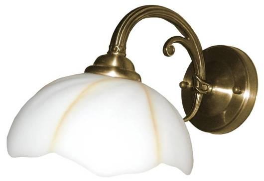 LAMPA ŚCIENNA CANDELLUX WYPRZEDAŻ 21-33843 GONDOLA KINKIET 1X60W E27 PATYNA