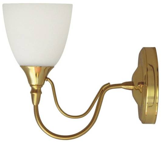LAMPA ŚCIENNA CANDELLUX WYPRZEDAŻ 21-72545 BALERINA KINKIET 1 PŁ NIKIEL MAT E14 40W