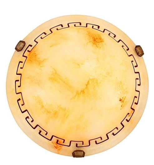 LAMPA SUFITOWA CANDELLUX WYPRZEDAŻ 13-97647 GRECKI  PLAFON  30 BR 1X60W
