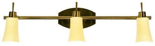 LAMPA SUFITOWA CANDELLUX WYPRZEDAŻ 93-85682 KROTON LISTWA 3X40W G9 PATYNA