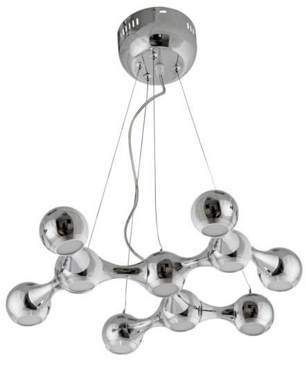 Lampa wisząca dekoracyjna chrom LED 10x3W 4000K Led 1 Candellux 30-94325