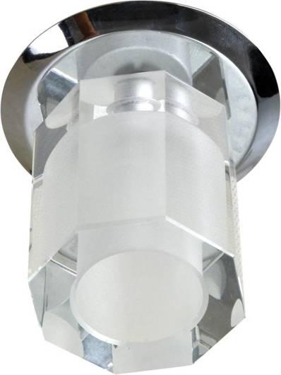 Oprawa stropowa wielokątny kryształ chrom G4 20W SK-25 Candellux 2286634