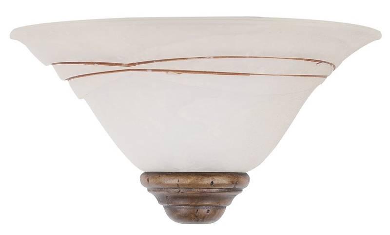 Plafon ścienny szklany lampa 60W E27 Altea Candellux SB-3820