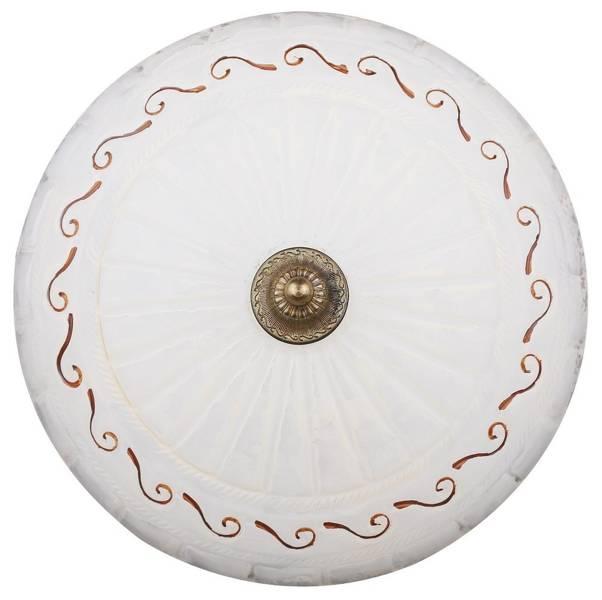 Plafon sufitowy ścienny szklany lampa 60W E27 Brus Candellux SB-3845
